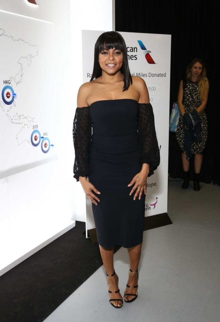 Taraji P. Henson at the Variety Studio: Actors on Actors in Los Angeles 11/12/2016-1