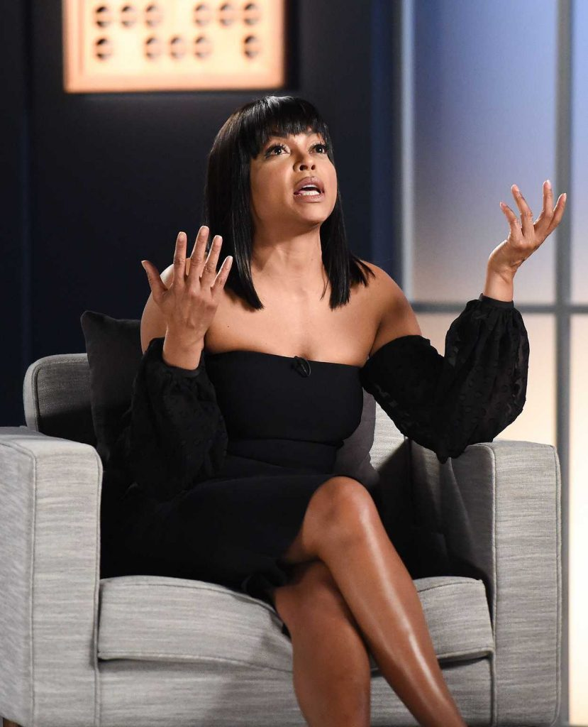 Taraji P. Henson at the Variety Studio: Actors on Actors in Los Angeles 11/12/2016-5