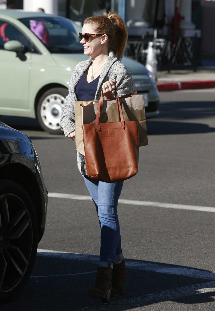 Amy Adams Goes Shopping in Beverly Hills 12/20/2016-5