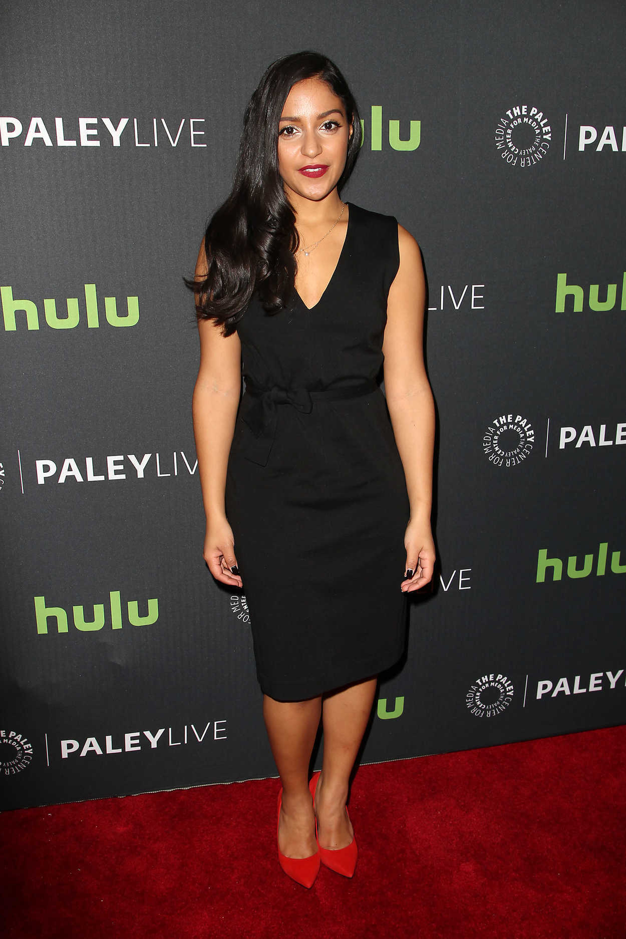 Coral Pena at the PaleyLive NY Presents 24: Legacy in New