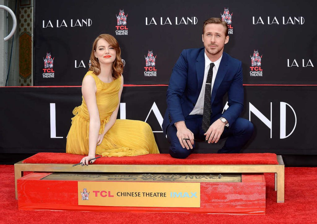 Emma Stone at the La La Land Hand and Footprint Ceremony in Los Angeles 12/07/2016-5