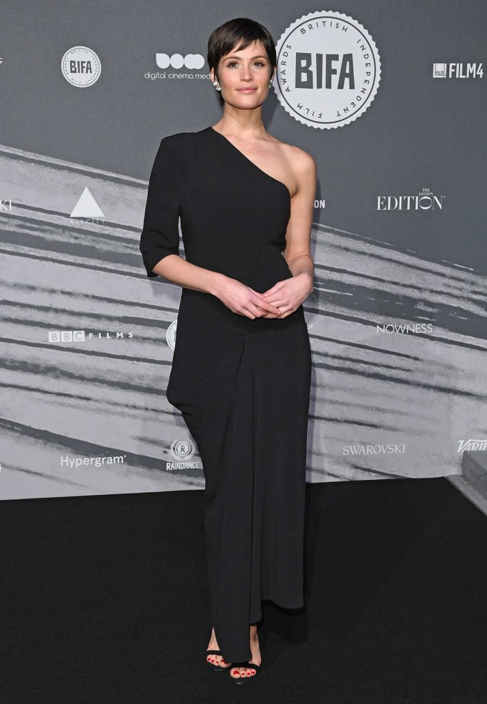 Gemma Arterton at the British Independent Film Awards in London 12/04/2016-1