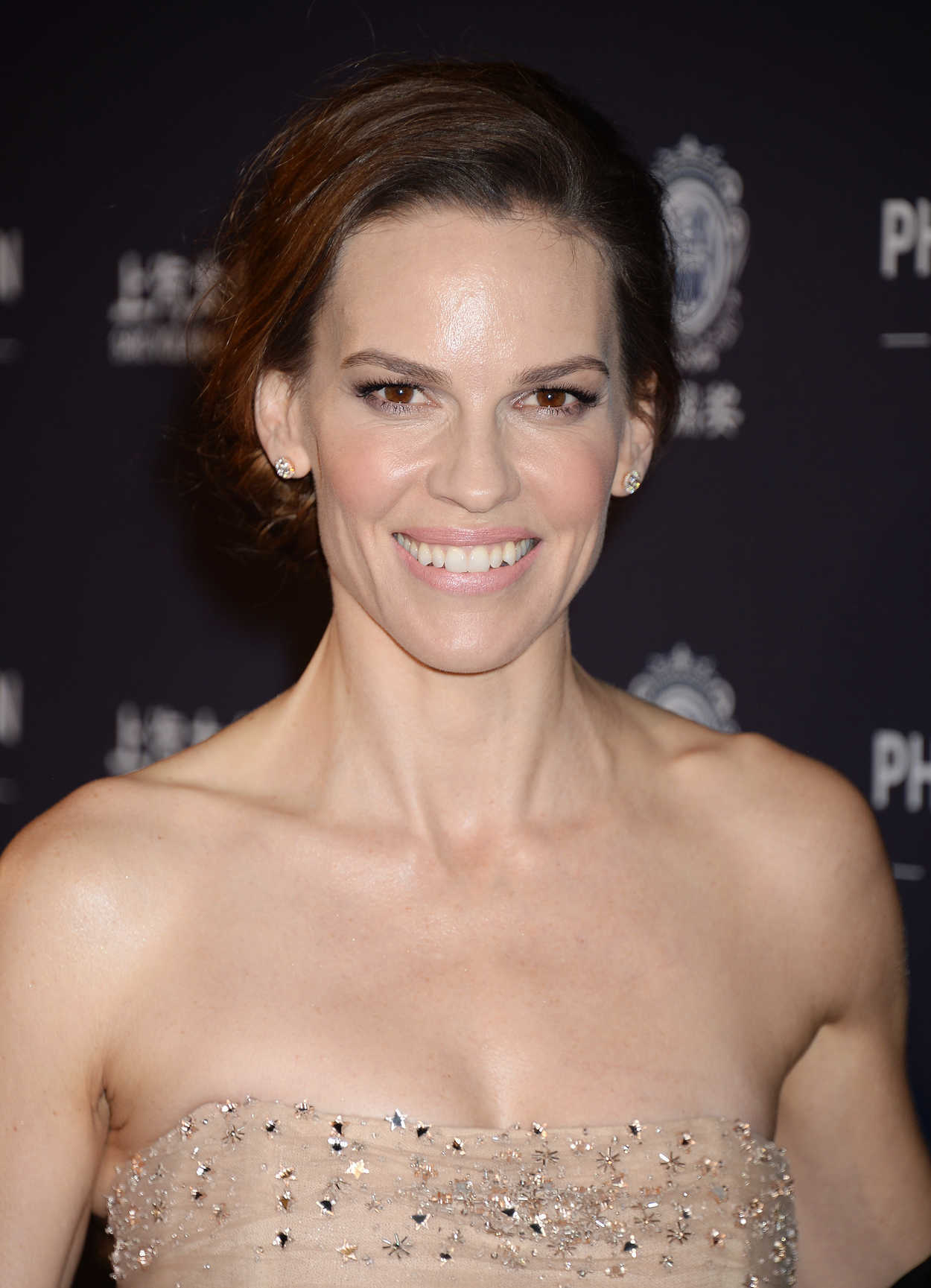Hilary Swank at the 20...