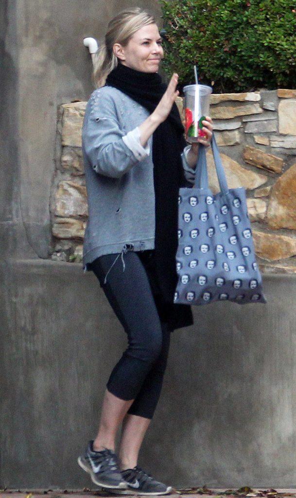 Jennifer Morrison Was Seen Out in Los Angeles 12/23/2016-1