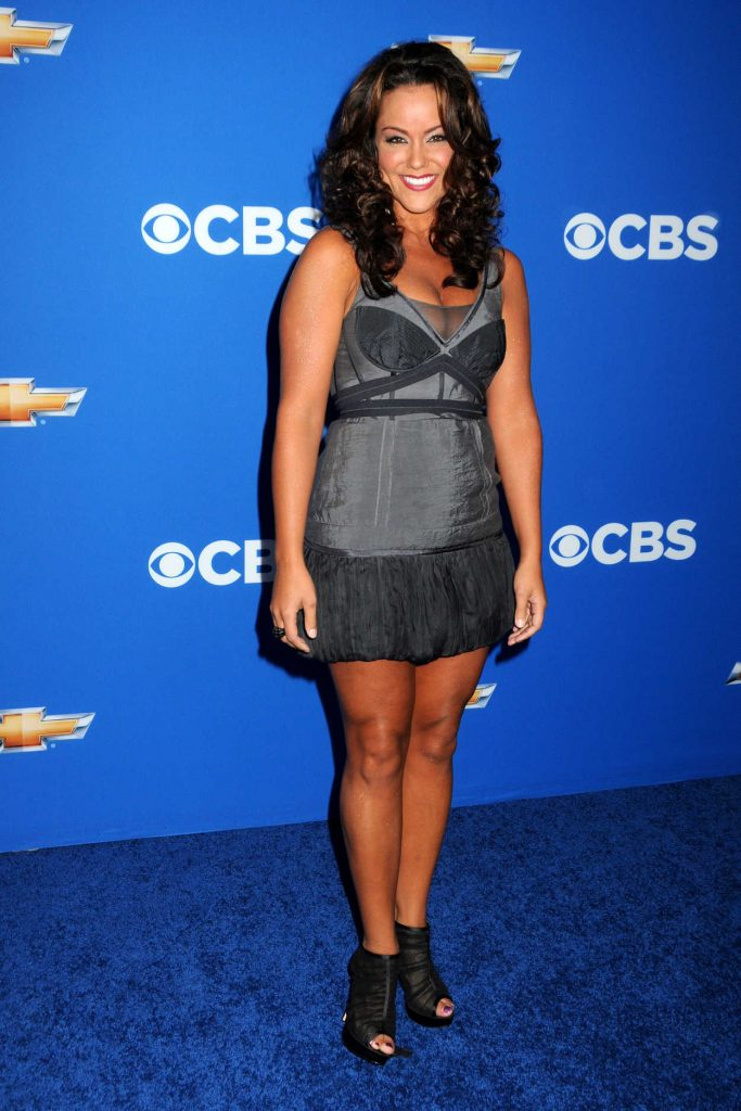 Katy Mixon at the CBS Fall Season Premiere Event in Los Angeles 09/16/2010-1