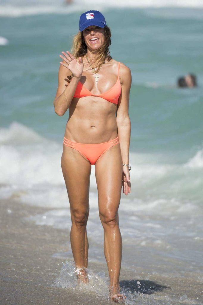 Kelly Bensimon in Bikini at the Beach in Miami 12/25/2016-5