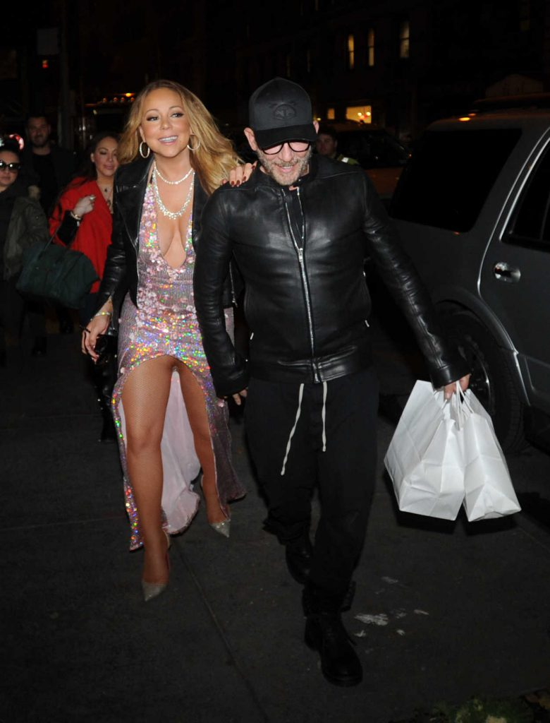 Mariah Carey Was Seen Out in New York 12/01/2016-1