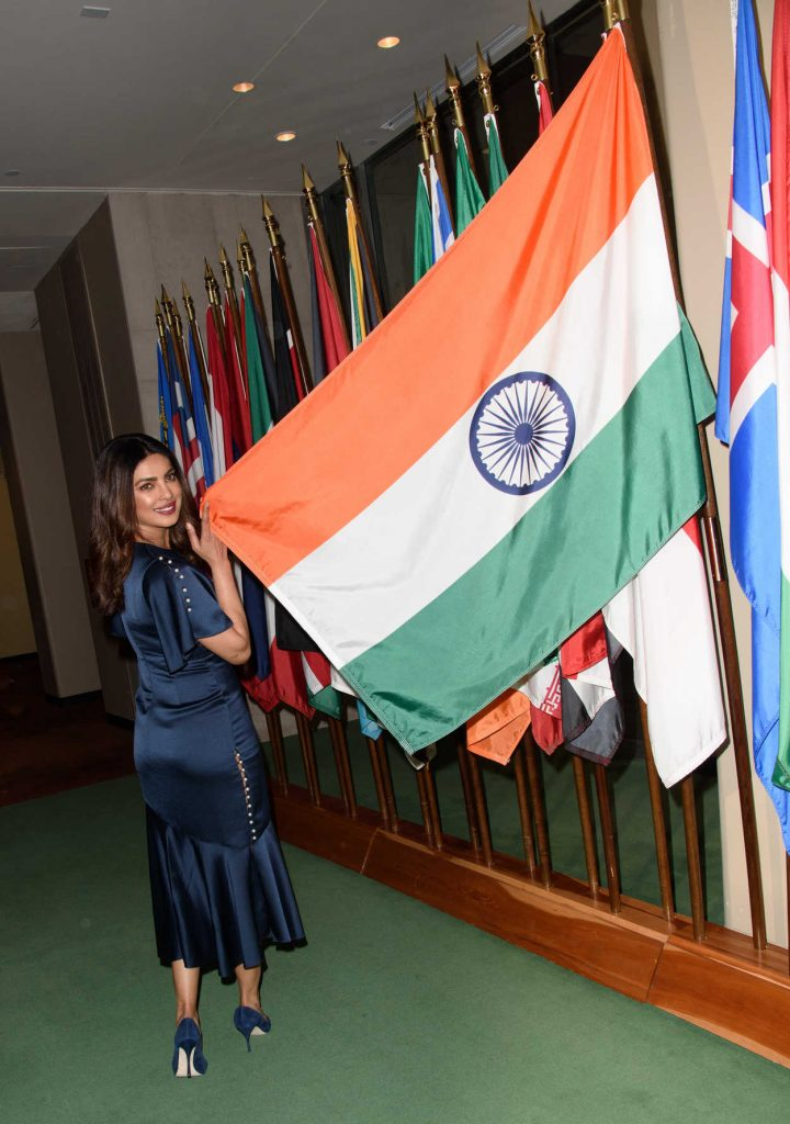 Priyanka Chopra at Unicef 70th Anniversary Celebration at United Nations in New York 12/12/2016-2