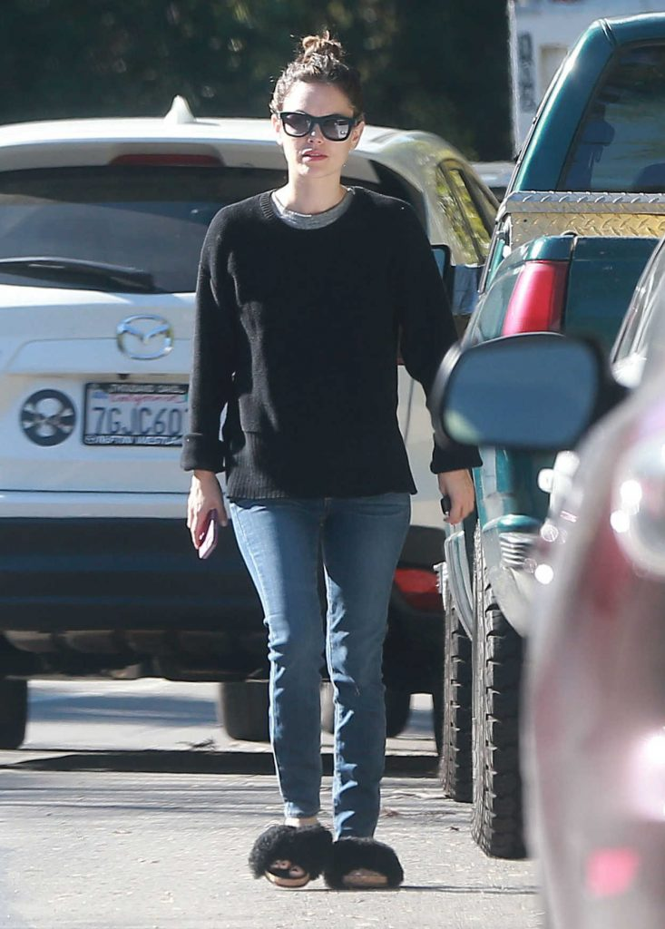 Rachel Bilson Was Spotted Out in Studio City 11/29/2016-1