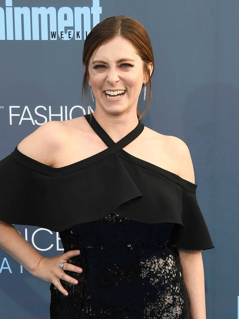Rachel Bloom at the 22nd Annual Critics' Choice Awards in Santa Monica 12/11/2016-4