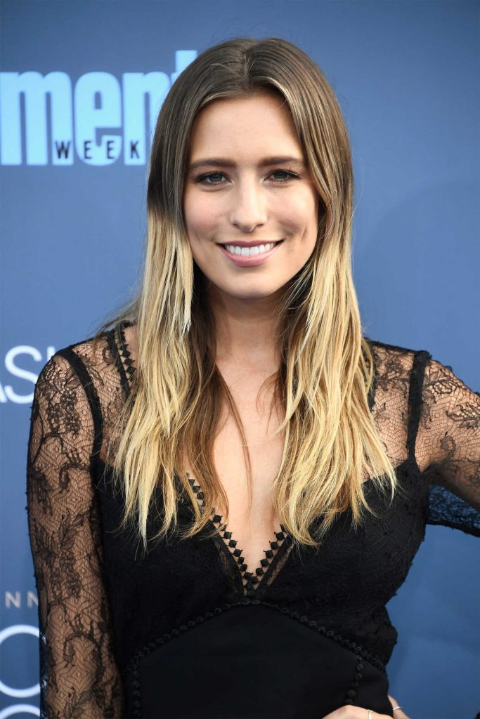 Renee Bargh at the 22nd Annual Critics' Choice Awards in Santa Monica 12/11/2016-3