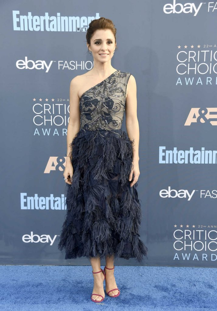 Shiri Appleby at the 22nd Annual Critics' Choice Awards in Santa Monica 12/11/2016-1