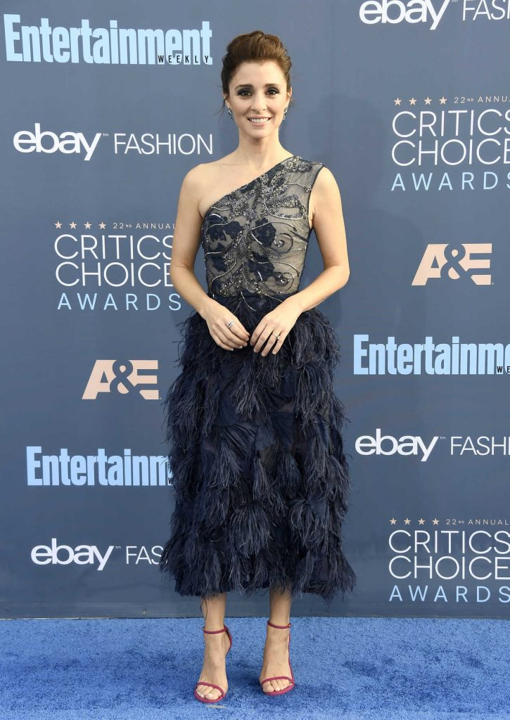 Shiri Appleby at the 22nd Annual Critics' Choice Awards in Santa Monica 12/11/2016-4
