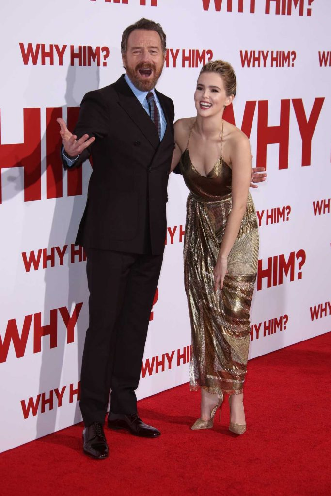 Zoey Deutch at the Why Him? Premiere at the Regency Bruin Theatre in Westwood 12/17/2016-4