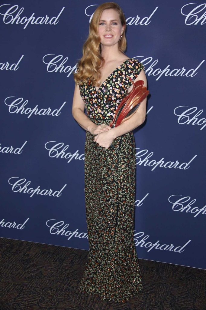 Amy Adams at the 28th Annual Palm Springs International Film Festival Awards 01/02/2017-1
