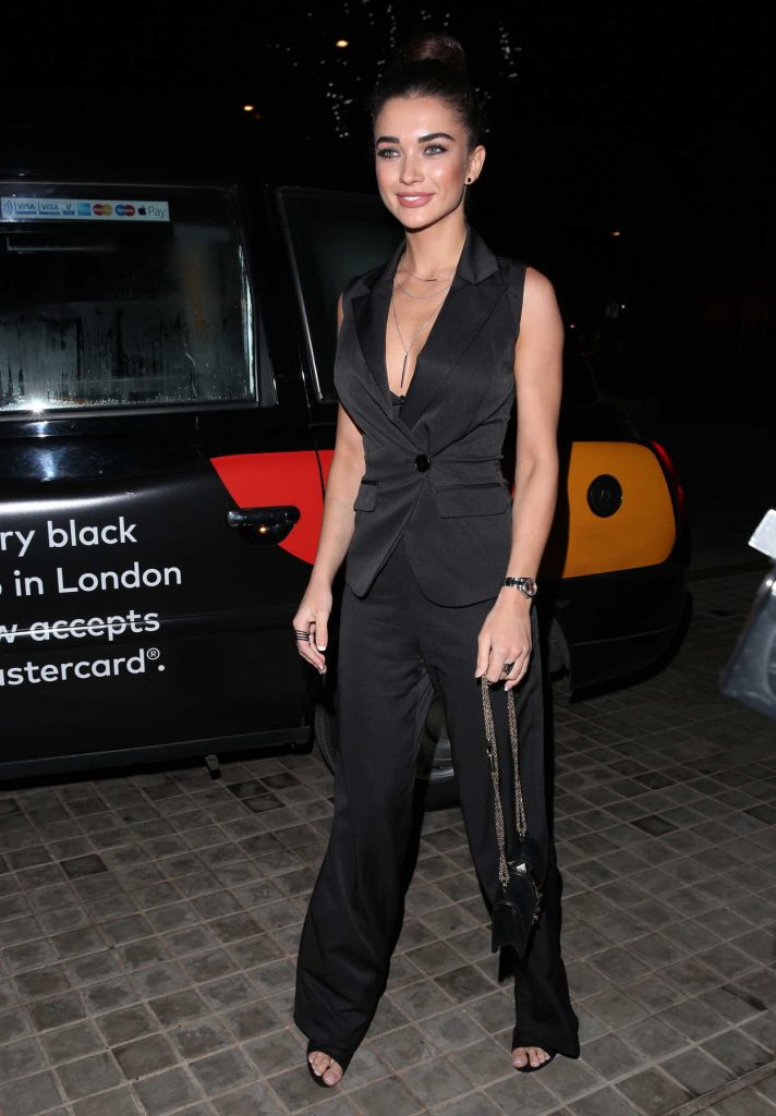 Amy Jackson at the Launch of Hotel Lalit in London 01/26/2017-2