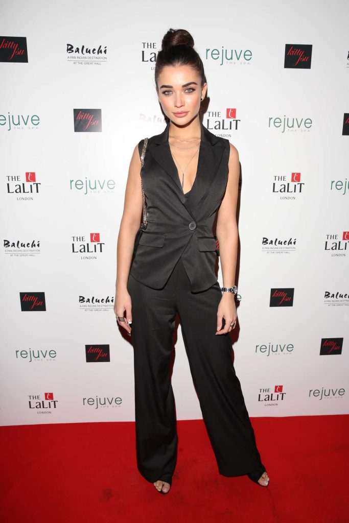 Amy Jackson at the Launch of Hotel Lalit in London 01/26/2017-3