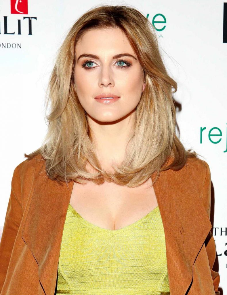 Ashley James at the Launch of Hotel Lalit in London 01/26/2017-5