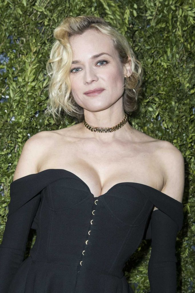 Diane Kruger at the Christian Dior Fashion Show in Paris 01/23/2017-3