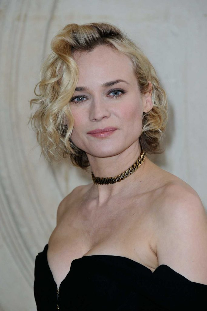 Diane Kruger at the Christian Dior Fashion Show in Paris 01/23/2017-4