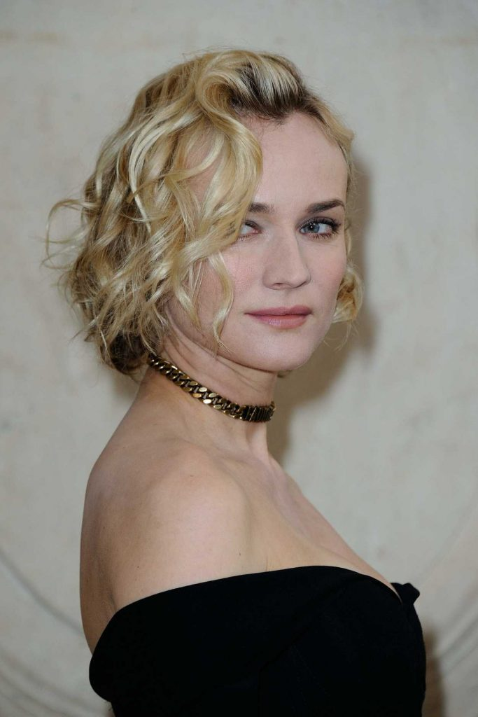 Diane Kruger at the Christian Dior Fashion Show in Paris 01/23/2017-5