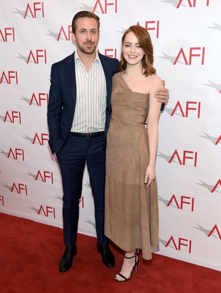Emma Stone at AFI Awards Luncheon in Los Angeles 01/06/2017-1