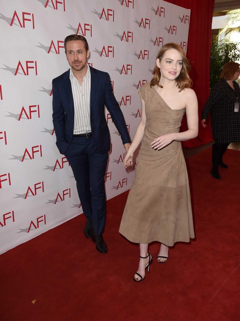 Emma Stone at AFI Awards Luncheon in Los Angeles 01/06/2017-2