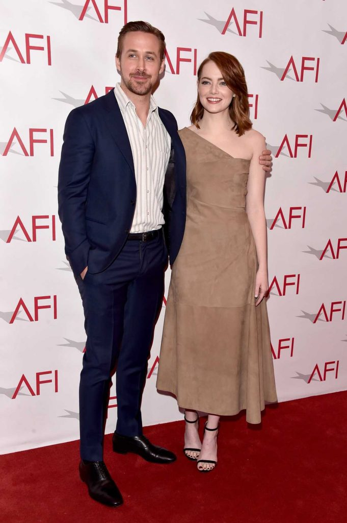 Emma Stone at AFI Awards Luncheon in Los Angeles 01/06/2017-3