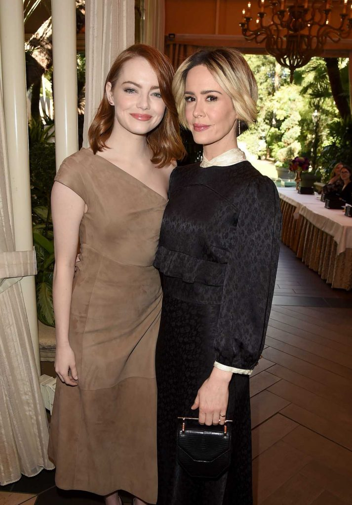 Emma Stone at AFI Awards Luncheon in Los Angeles 01/06/2017-4