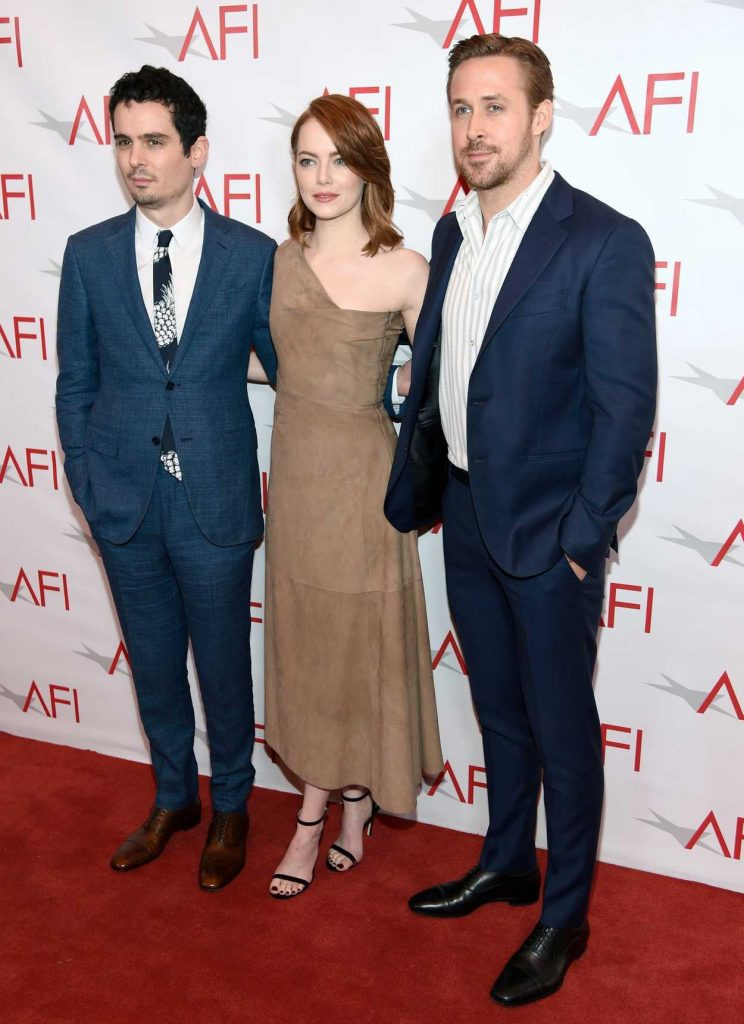 Emma Stone at AFI Awards Luncheon in Los Angeles 01/06/2017-5