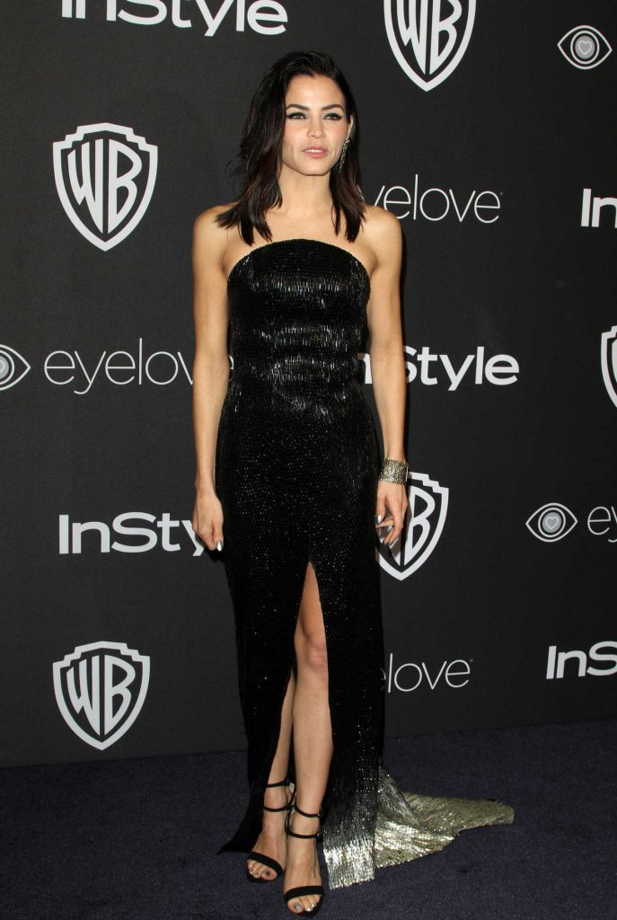 Jenna Dewan at the 18th Annual InStyle Post-Golden Globes Party in Beverly Hills 01/08/2017-1