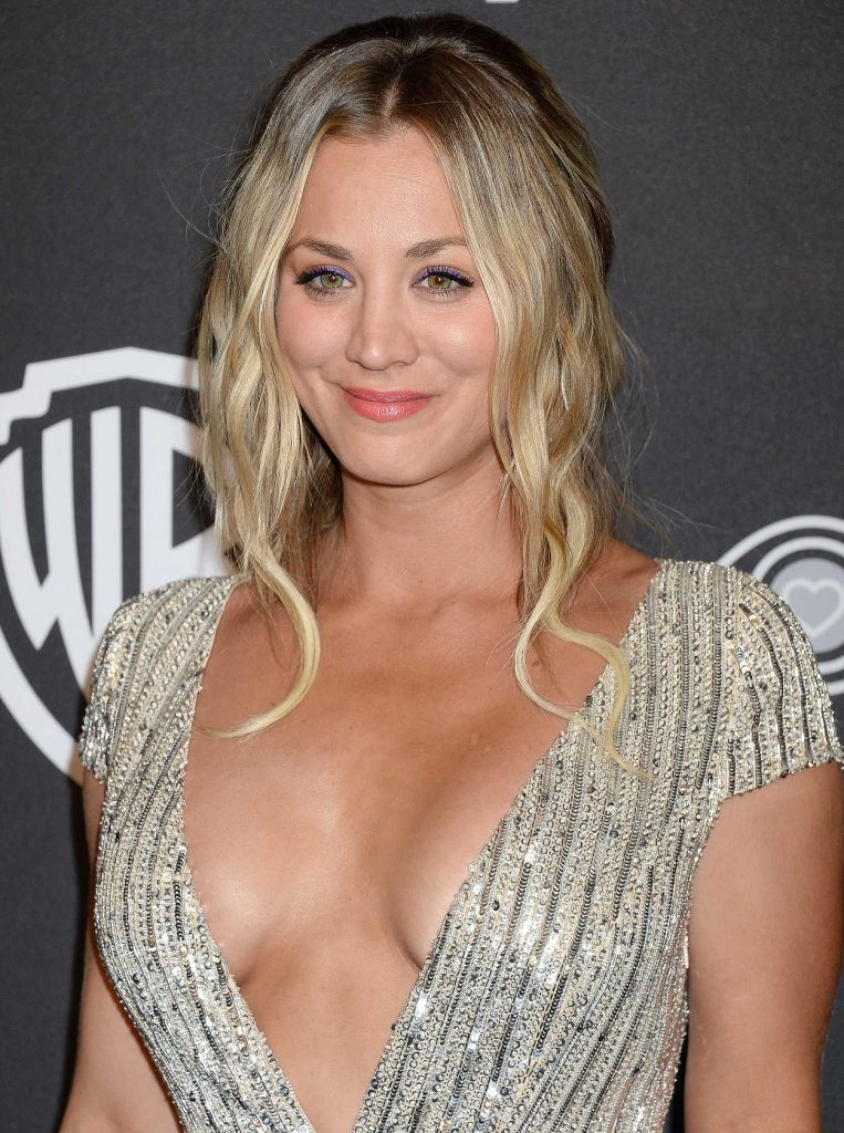 Kaley Cuoco at the 18th Annual InStyle Post-Golden Globes Party in Beverly Hills 01/08/2017-4