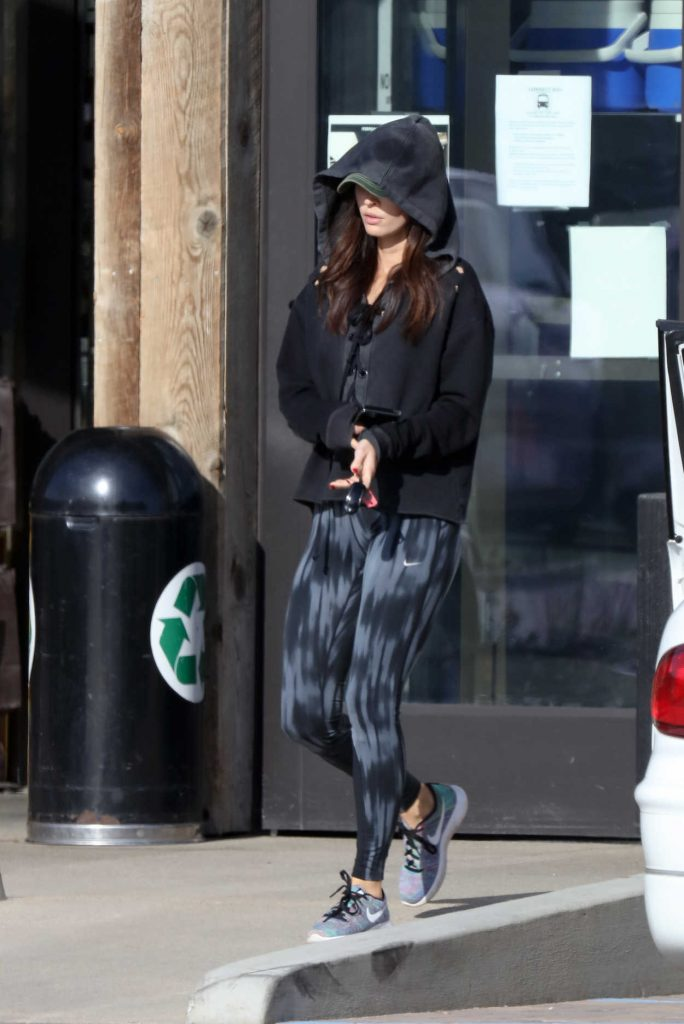 Megan Fox Goes Shopping in Malibu 01/18/2017-1