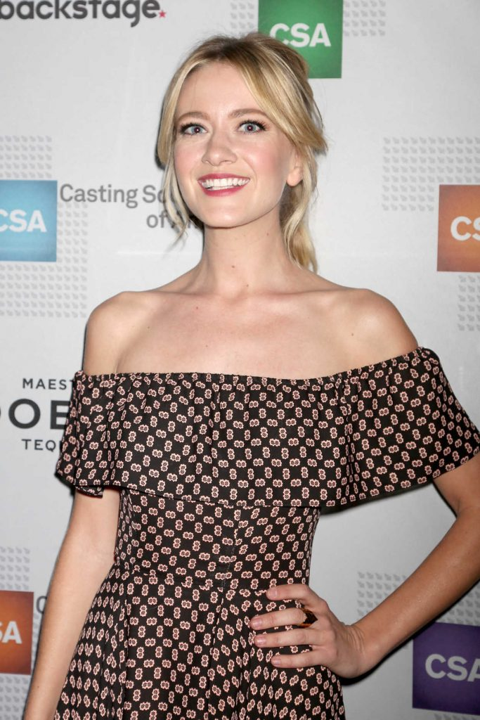 Meredith Hagner at the 32nd Annual Artios Awards in Los Angeles 01/19/2017-3