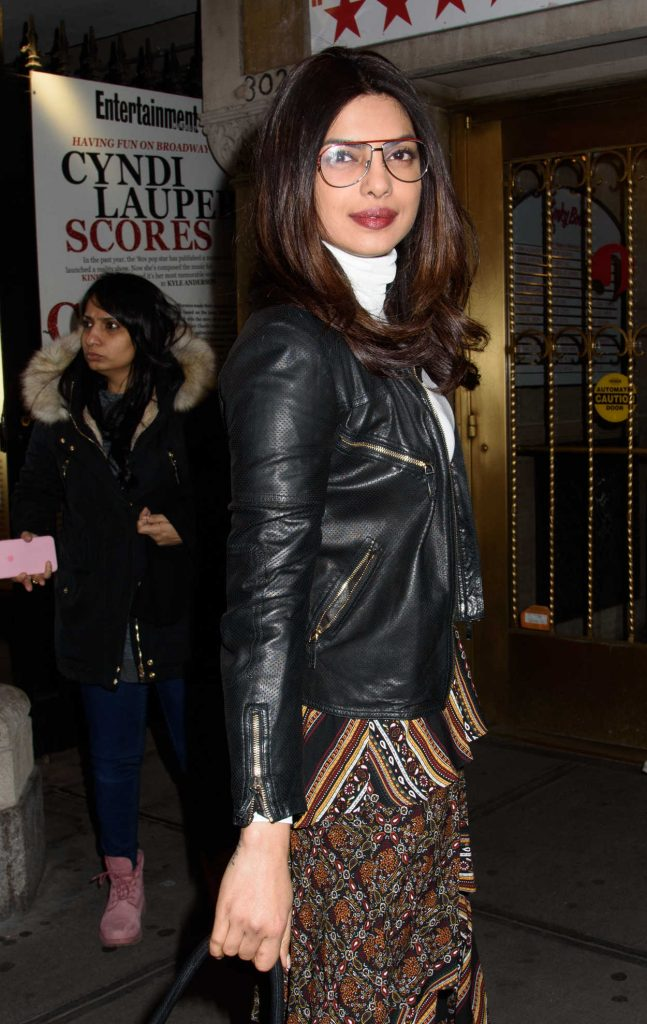 Priyanka Chopra Was Seen Out in New York 01/26/2017-2