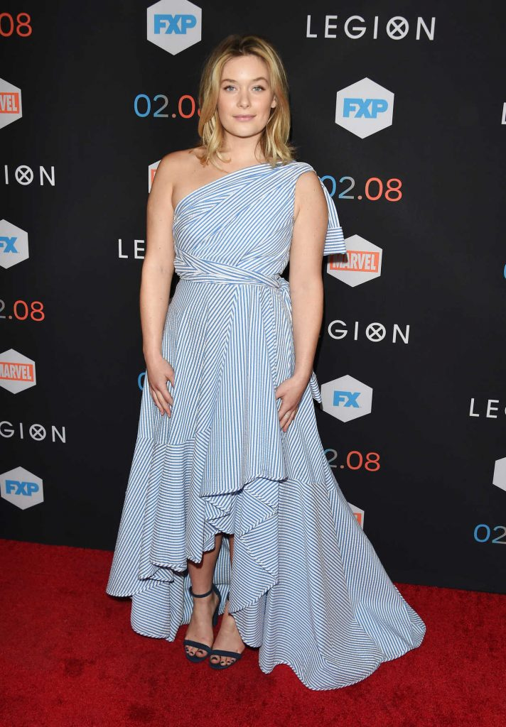 Rachel Keller at the Legion TV Series Premiere in Los Angeles 01/26/2017-1