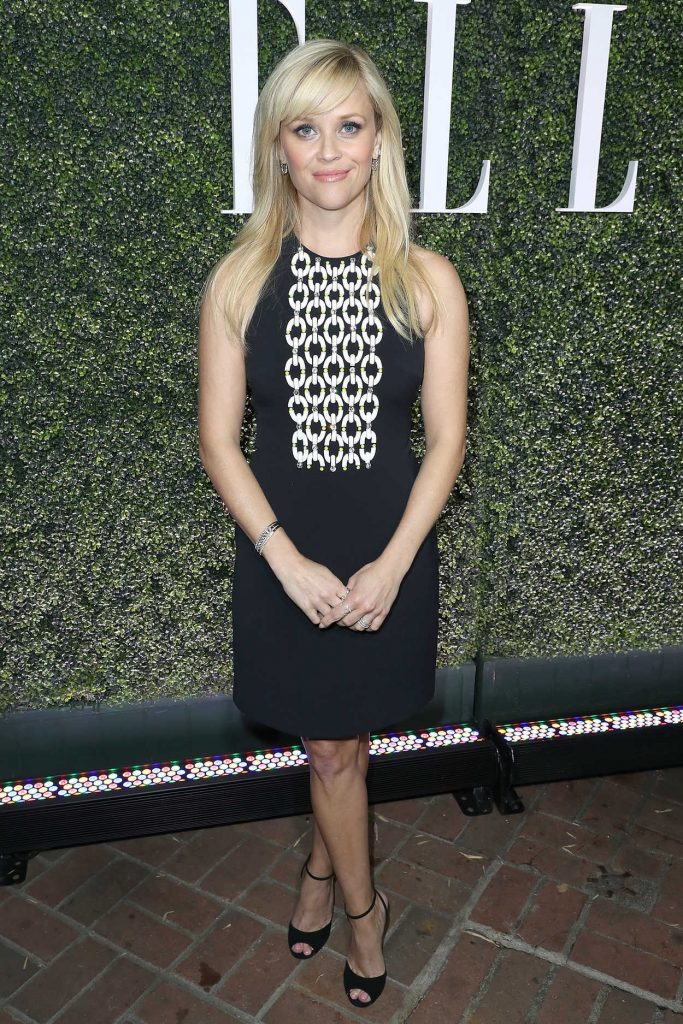 Reese Witherspoon at the 2017 ELLE Annual Women in Television Celebration in Los Angeles 01/14/2017-1