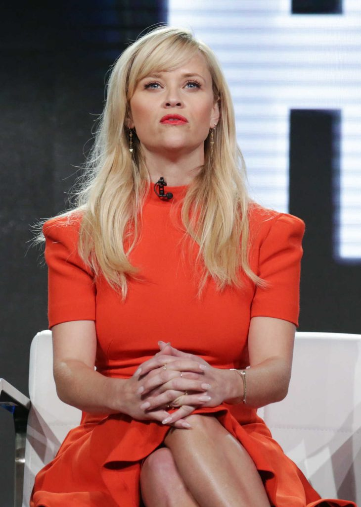 Reese Witherspoon at the HBO's Big Little Lies Panel During TCA Winter Press Tour in Los Angeles 01/14/2017-1