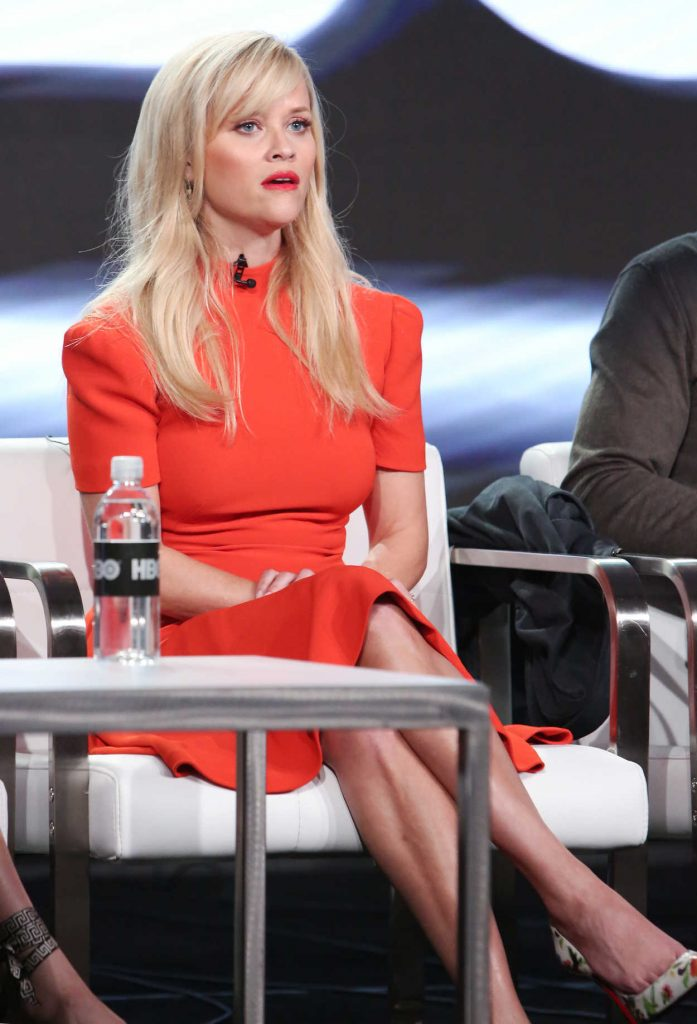 Reese Witherspoon at the HBO's Big Little Lies Panel During TCA Winter Press Tour in Los Angeles 01/14/2017-4