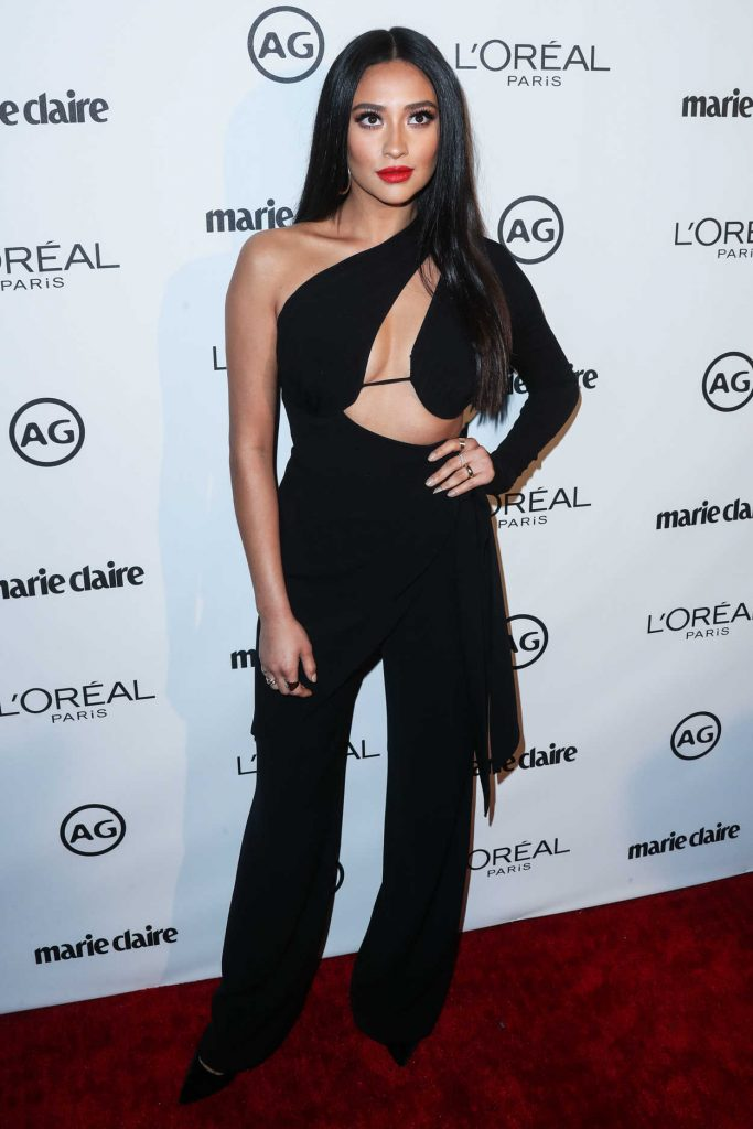 Shay Mitchell at the Marie Claire Image Maker Awards in Los Angeles 01/10/2017-1