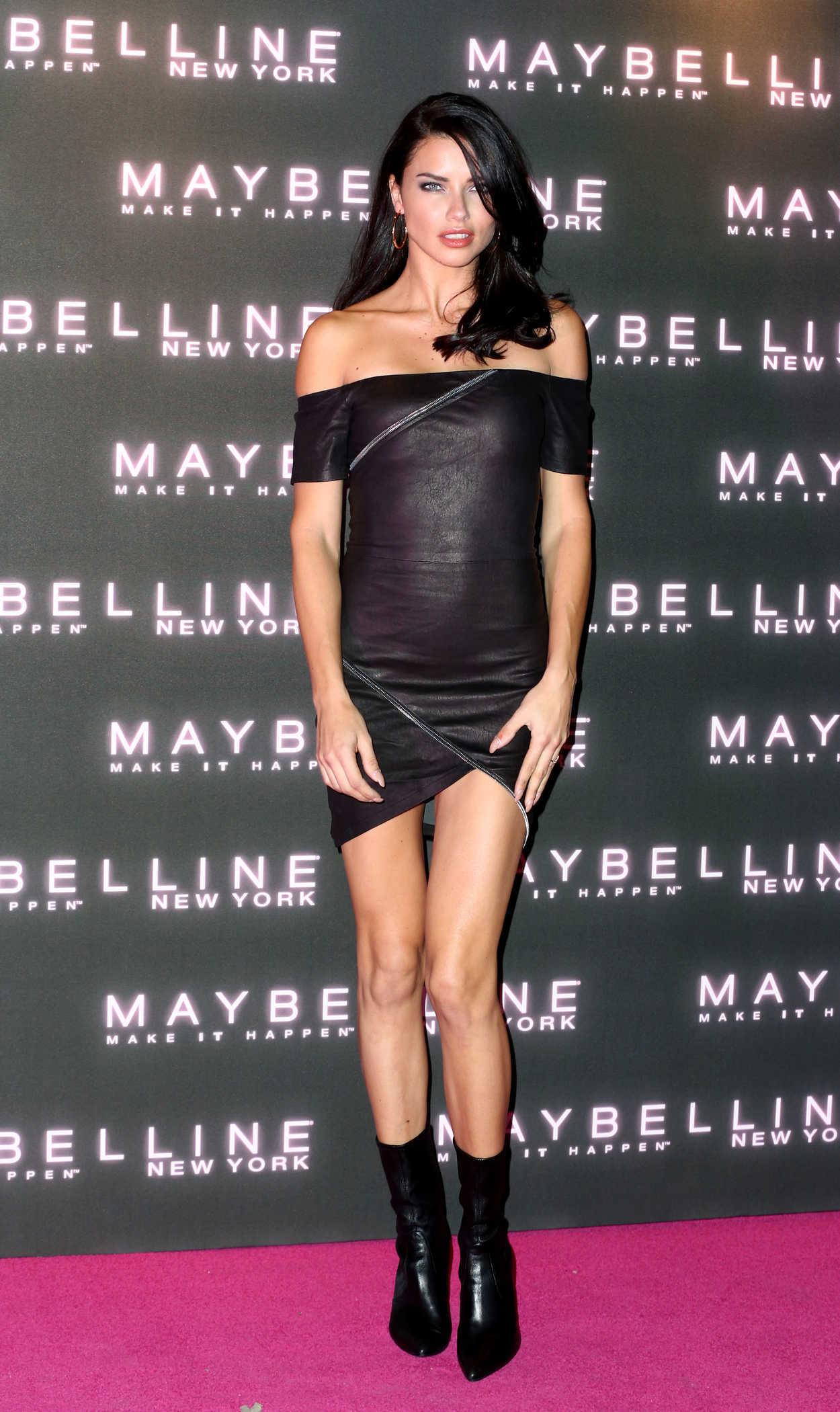 Maybelline Party London Fashion Week Lonodn