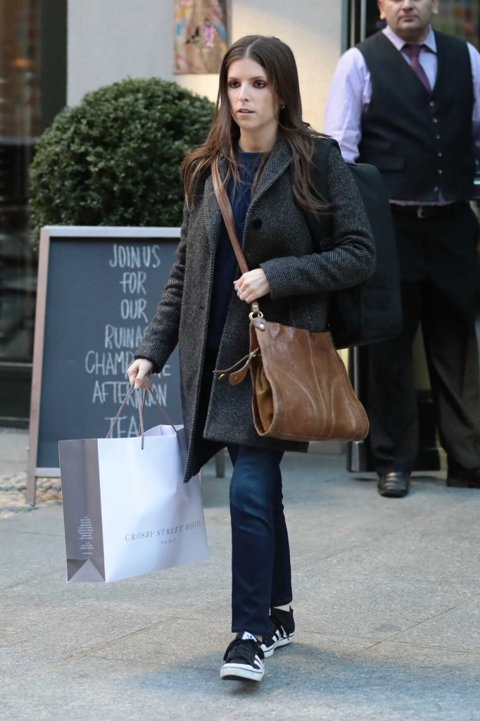 Anna Kendrick Was Seen Out in New York City 02/20/2017-1