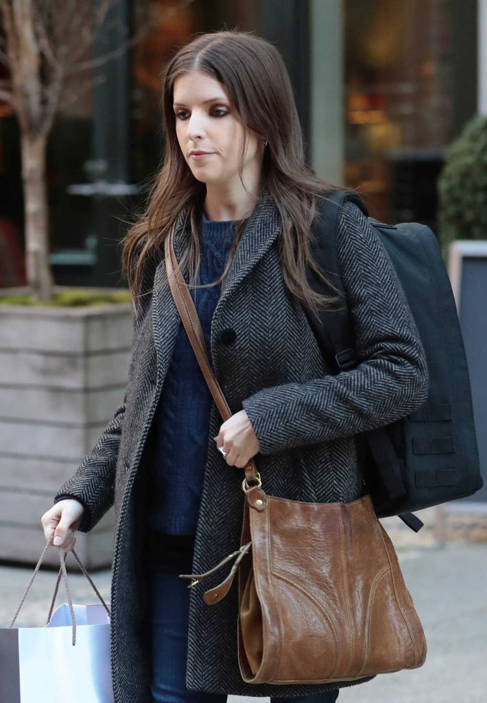 Anna Kendrick Was Seen Out in New York City 02/20/2017-4