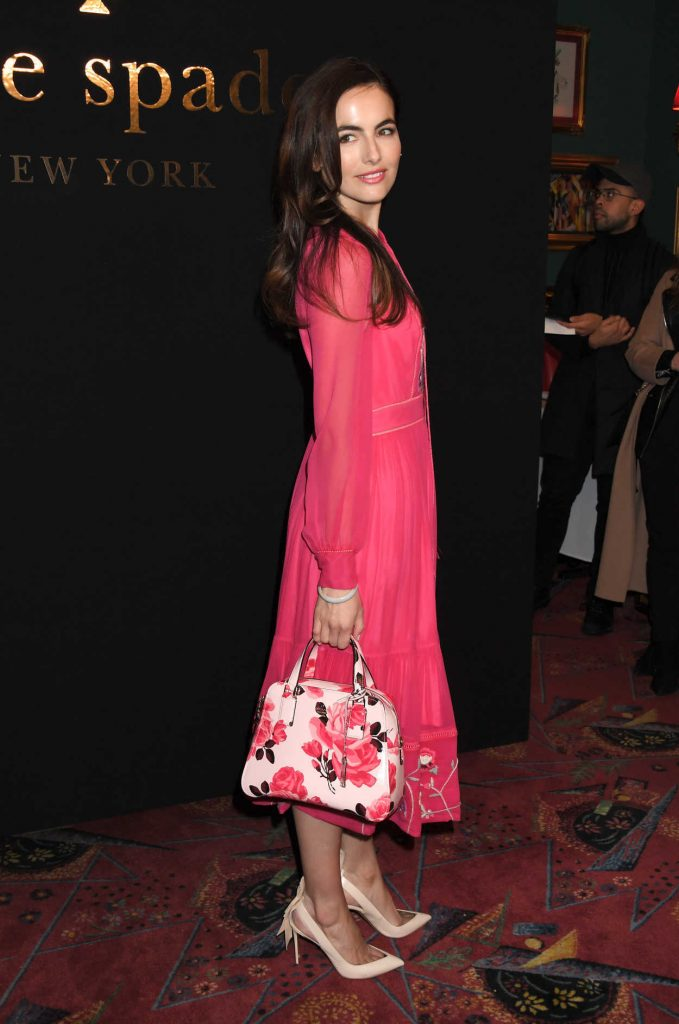 Camilla Belle at the Kate Spade Presentation During the New York Fashion Week 02/10/2017-4