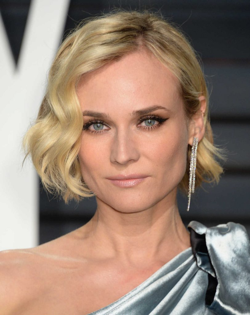 Diane Kruger at the 2017 Vanity Fair Oscar Party Hosted by Graydon Carter in Beverly Hills 02/26/2017-5