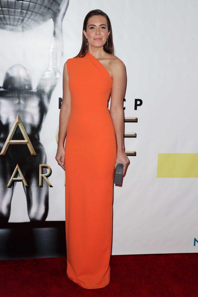 Mandy Moore at the 48th NAACP Image Awards in Pasadena 02/11/2017-1
