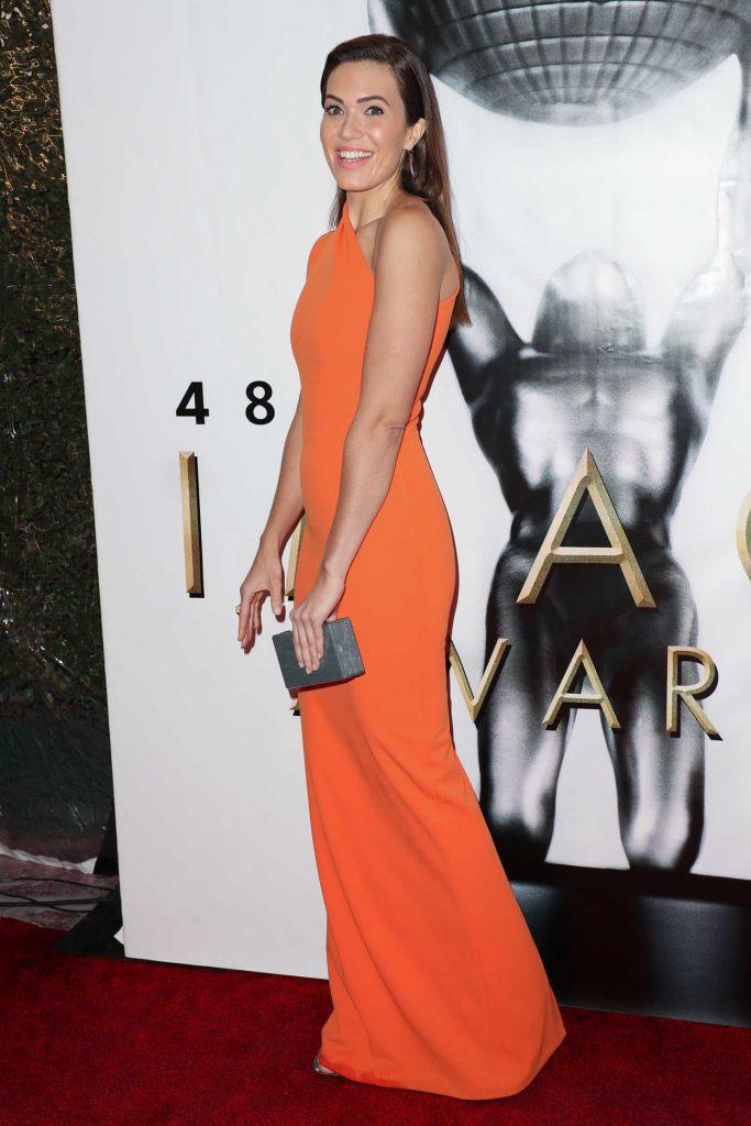 Mandy Moore at the 48th NAACP Image Awards in Pasadena 02/11/2017-2