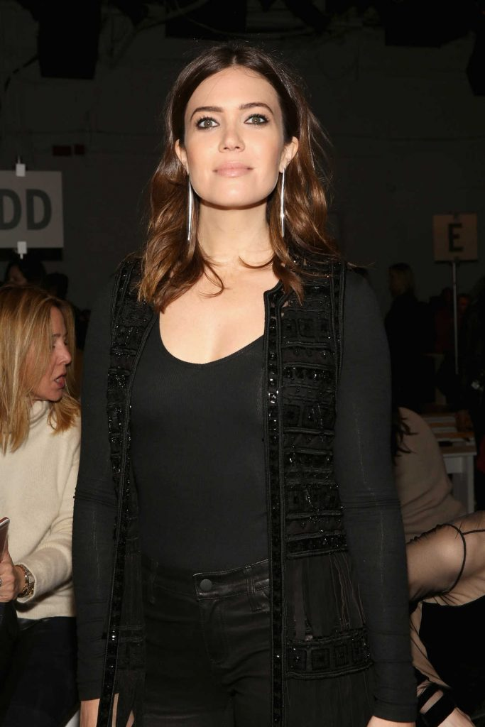 Mandy Moore at the Naeem Khan Collection Launch During the New York Fashion Week 02/14/2017-5