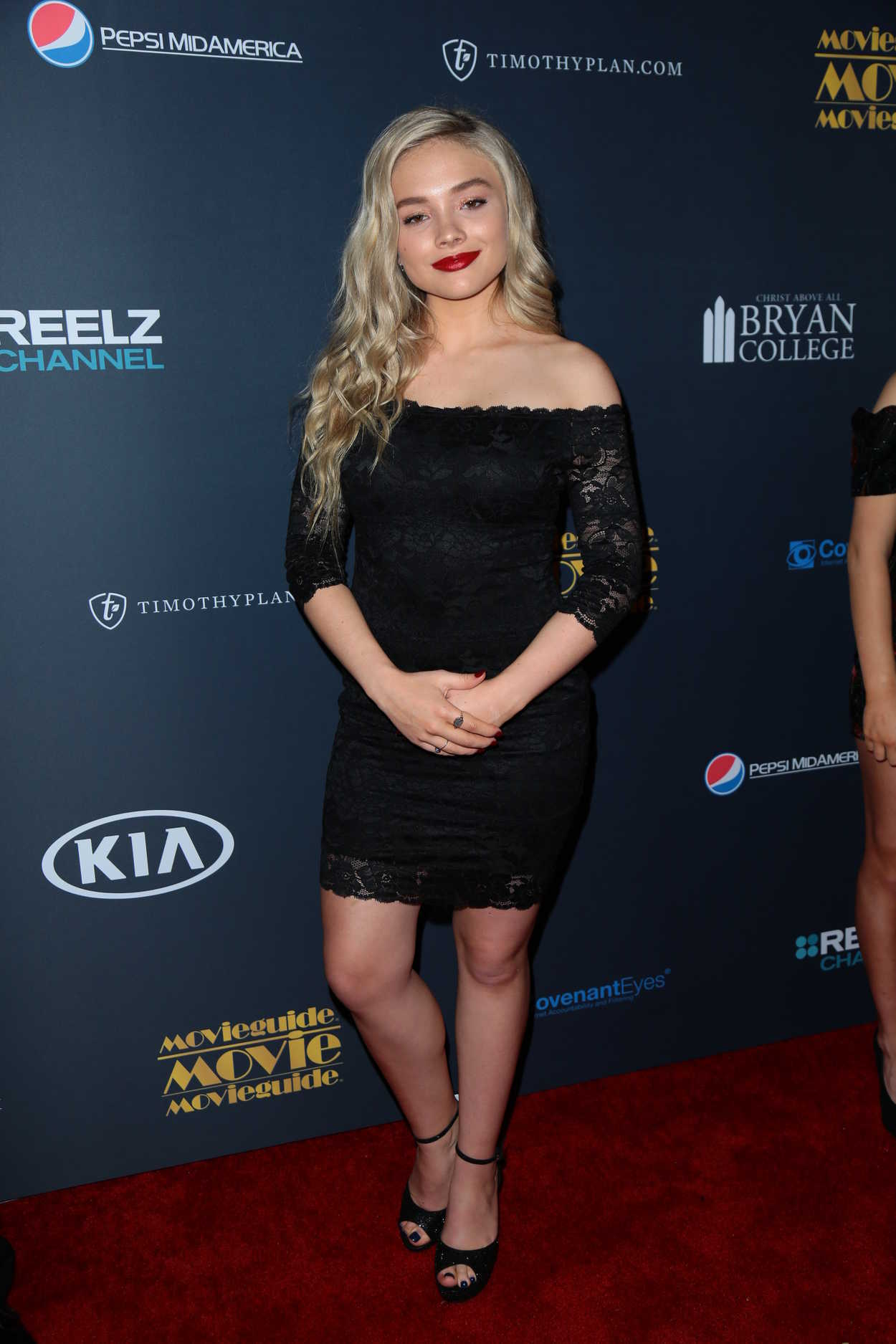 Natalie Alyn Lind At The 25th Annual Movieguide Awards