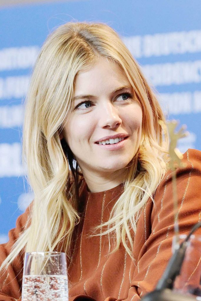 Sienna Miller at The Lost City of Z Press Conference During 67th Berlinale International Film Festival 02/14/2017-1